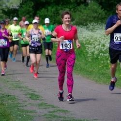 45. jooks ümber Harku järve - Marika Tammepõld (193)