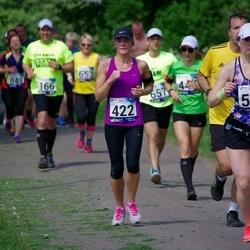 45. jooks ümber Harku järve - Annika Kraaner (422)
