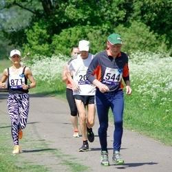 45. jooks ümber Harku järve - Mati Oras (544)