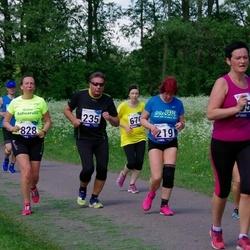 45. jooks ümber Harku järve - Tarmo Leek (235), Katrin Sipsaka (828)