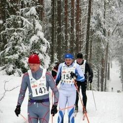 15. Alutaguse Maraton - Alari Kannel (147), Sten Eric Nirgi (156)
