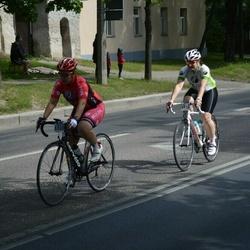 35. Tartu Rattaralli - Valeria Khmelevskaya (6580), Anna Shaikhatarova (6918)