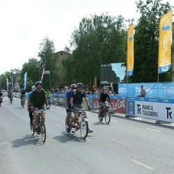 35. Tartu Rattaralli - Ilmar Peeter Part (6093), Aldo Karelson (6264), Elisabeth Rips (6532), Andrus Look (7054), Ando Jukk (7079)