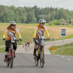 35. Tartu Rattaralli - Natalja Lepik (6520), Anni Marii Lepik (6629)