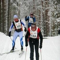 15. Alutaguse Maraton - Valde Viiding (346), Ander Adel (405)