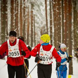 15. Alutaguse Maraton - Bret.-Gregor Maidre (2019), Priit Nurmsalu (2055)