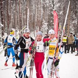 15. Alutaguse Maraton - Timo Juursalu (2), Eno Vahtra (3), Andre Mets (6)