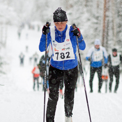 15. Alutaguse Maraton - Briti Klimberg (782)