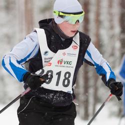 15. Alutaguse Maraton - Braian Jullinen (2018)