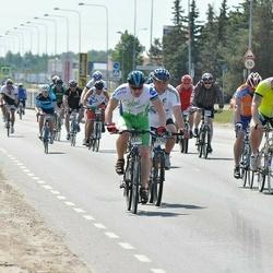35. Tartu Rattaralli - Margus Sinimäe (5790), Arnis Rikka (5862)