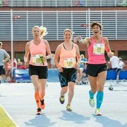3. Otepää jooksutuur - Annika Veimer (28), Signe Haug (120)