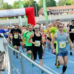 3. Otepää jooksutuur - Marko Kerna (24), Annika Birk (75)