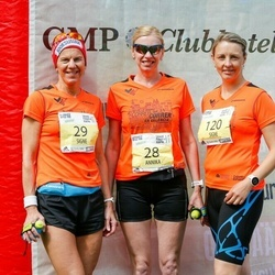 3. Otepää jooksutuur - Annika Veimer (28), Signe Uibo (29), Signe Haug (120)