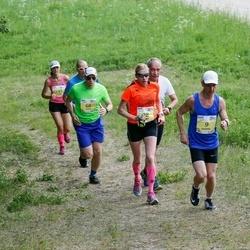 3. Otepää jooksutuur - Raimond Ojalill (9), Annika Veimer (28), Marko Laigna (68)