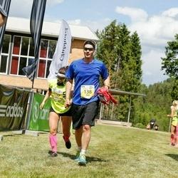 3. Otepää jooksutuur - Paul Raud (138), Maria Purola (139)