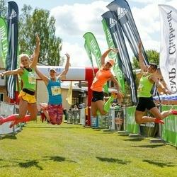 3. Otepää jooksutuur - Katrena Tenno (20), Tene Järvsoo (63), Helin Pungas (66)