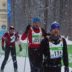 42. Tartu Maratoni eelüritused - Ain Klaus (10055), Marek Ruotsalainen (10139)