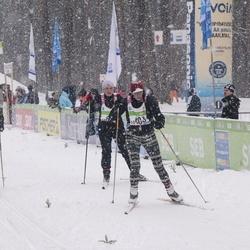 42. Tartu Maratoni eelüritused - Valve Liivak (10318), Merike Annuk (10603)