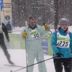 42. Tartu Maratoni eelüritused - Artur Jürimäe (10303), Ulvi Oja (10725)