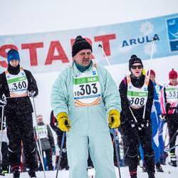 42. Tartu Maratoni eelüritused - Artur Jürimäe (10303), Linda Ajaots (10308), Martin Horn (10360)