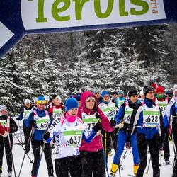 42. Tartu Maratoni eelüritused - Birgit Kibal (10628), Mairi Kompus (10633)