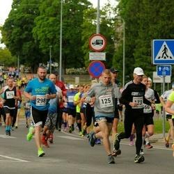 IV Rapla Selveri Suurjooks - Karmo Alteberg (125), Toomas Laimets (173), Jüri Leesmäe (262), Andre Kruustok (298), Marge Põder (385)