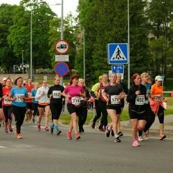 IV Rapla Selveri Suurjooks - Hanna Maria Kokla (579), Katrin Gutman (714), Signe Saar (722)