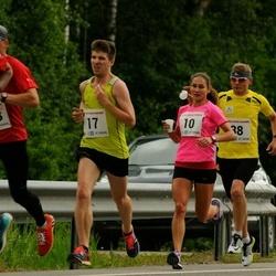 IV Rapla Selveri Suurjooks - Kaisa Kukk (10), Tanel Koho (17), Heigo Saar (38), Kait Vahter (770)
