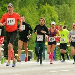 IV Rapla Selveri Suurjooks - Ago Veilberg (30), Meelis Kukk (288), Tarmo Tohver (373), Olga Kletsun (652), Margus Helm (660), Martti Rooba (740)
