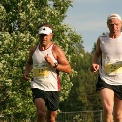 3. Otepää jooksutuur - Margus Püvi (13), Urmas Ervin (76)
