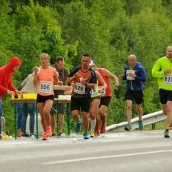 IV Rapla Selveri Suurjooks - Mirtti Verbitskas (556), Allan Särg (827), Aado Metsis (828)