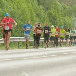 IV Rapla Selveri Suurjooks - Lennart Pulk (41), Kristjan Peterson (408)