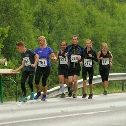 IV Rapla Selveri Suurjooks - Marek Viiklaid (337), Birgit Haasmaa (477), Riina Mardla (531), Katrin Kruusamägi (611), Lehar Oha (629), Mathias Kangur (656), Merle Siibak (761)