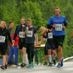 IV Rapla Selveri Suurjooks - Birgit Haasmaa (477), Katrin Kruusamägi (611), Mathias Kangur (656), Kustas Põldoja (711)