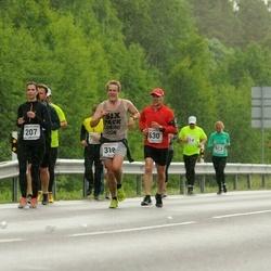 IV Rapla Selveri Suurjooks - Aino-Silvia Tali (207), Sulev Nõmmiste (218), Marek Maide (630), Lisett Alt (689)