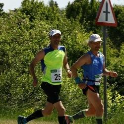 Hiiumaa VI jooksumaraton - Evi Loik (1), Liis Remmelg (1), Igor Ignatenko (1), Eliise Kesküla (25), Kaur Kristjan Anton (25), Marie Aug (25), Veljo Vask (25)