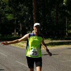 Hiiumaa VI jooksumaraton - Eliise Kesküla (25), Kaur Kristjan Anton (25), Marie Aug (25), Veljo Vask (25)