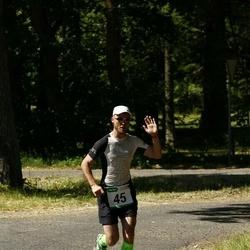 Hiiumaa VI jooksumaraton - Siiri Talts (45), Sven Aigar Tammeveski (45), Laanbek Eha (45), Siim Leisalu (45)