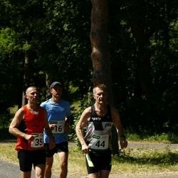 Hiiumaa VI jooksumaraton - Gerda Danieljants (16), Mets Randel (16), Hergo Tasuja (16), Tõnu Vaher (35), Kustu Künnapas (35), Marek Varblane (35), Reijo Viinonen (44), Lya Uibo (44), Paaso-Rantala Ritva (44), Ain Kurvits (44)