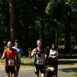 Hiiumaa VI jooksumaraton - Tõnu Vaher (35), Kustu Künnapas (35), Marek Varblane (35), Reijo Viinonen (44), Lya Uibo (44), Paaso-Rantala Ritva (44), Ain Kurvits (44)