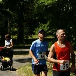 Hiiumaa VI jooksumaraton - Gerda Danieljants (16), Mets Randel (16), Hergo Tasuja (16), Tõnu Vaher (35), Kustu Künnapas (35), Marek Varblane (35)