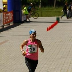 Hiiumaa VI jooksumaraton - Maria Eller (28), Ülle Paasoja (28), Helena Maripuu (28), Tilk Tiit (28), Anne Toomsalu (28)
