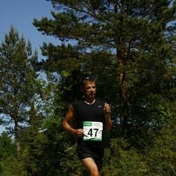 Hiiumaa VI jooksumaraton - Pall Daimar (47), Margus Luhtoja (47)