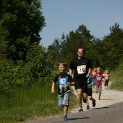 Hiiumaa VI jooksumaraton - Märt Maripuu (19), Kristi Heilman (19), Harriet Sammal (19), Viispert Ando (19), Margo Siimumäe (19), Hannus Üllar (62)