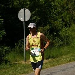 Hiiumaa VI jooksumaraton - Juhan Kask (2), Aire Vaher (2), Andris Leja (2)