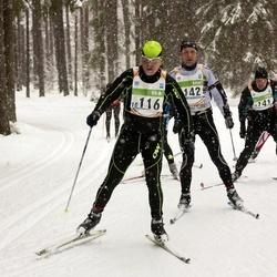 42. Tartu Maratoni eelüritused - Andis Pirktins (10116), Marek Saar (10142)