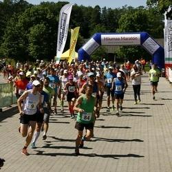 Hiiumaa VI jooksumaraton - Vaiko Kivi (9), Remmelg Alari (9), Olav Mets (9), Rooba Kuido (53), Sopp Andero (84)