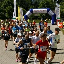 Hiiumaa VI jooksumaraton - Gerda Danieljants (16), Mets Randel (16), Hergo Tasuja (16), Anu Saue (27), Ene Leht (27), Martin Tamman (27), Tilk Anne-Li (27), Denys Kamieshkov (27), Ukkivi Tõnis (67), Maripuu Ivar (70)