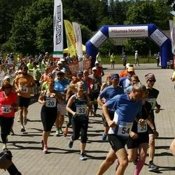 Hiiumaa VI jooksumaraton - Elen Maripuu (20), Jete Mari Jürjo (20), Aaro Tiiksaar (20), Leiger Anni (20), Tiina Tartes (20), Inge Maiman (33), Tiit Kibuspuu (33), Leiger Liina (33), Marika Roopärg (33), Reimo Leiger (42), Tarmo Mändla (42), Paaso Aila (42), Eneli Pall (42), Eller M
