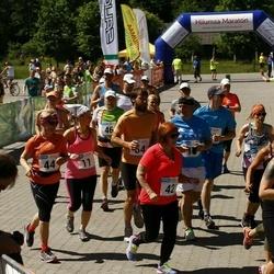 Hiiumaa VI jooksumaraton - Madis Annus (11), Kivimurd Külly (11), Kalju Vaikjärv (11), Reimo Leiger (42), Tarmo Mändla (42), Paaso Aila (42), Eneli Pall (42), Reijo Viinonen (44), Lya Uibo (44), Paaso-Rantala Ritva (44), Ain Kurvits (44)